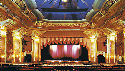 Paramount Theatre - Performance Line-up for 2020