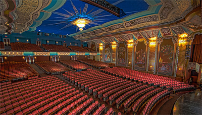 Live Performances at the Paramount Theatre